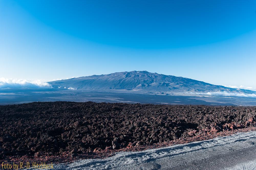 What Island Is Mauna Kea On In Hawaii