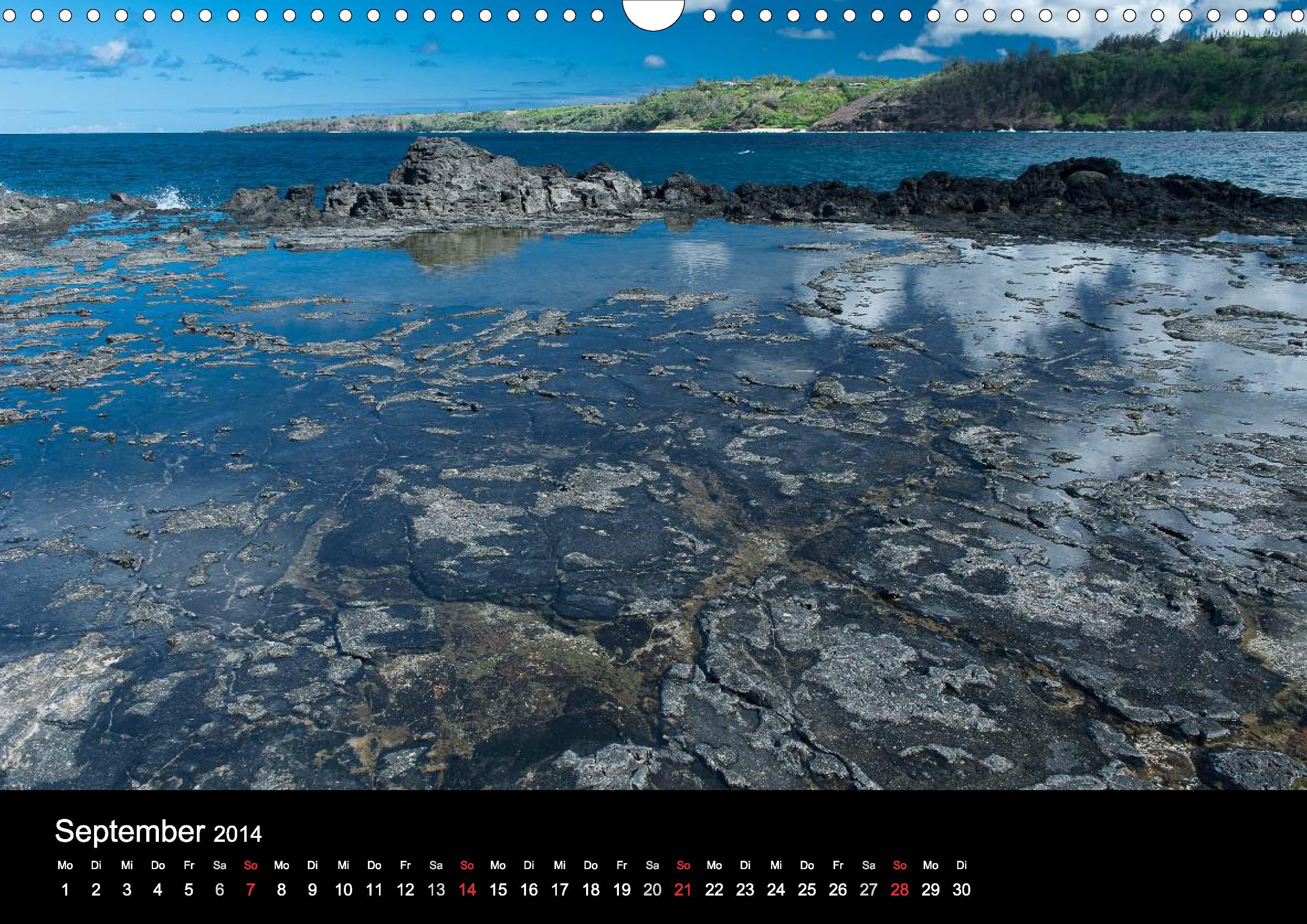 Kalender Hawaii – Kauai