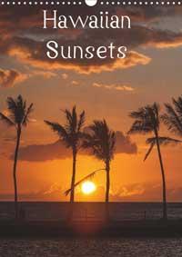 kalender_Hawaiian_sunsets_hochformat