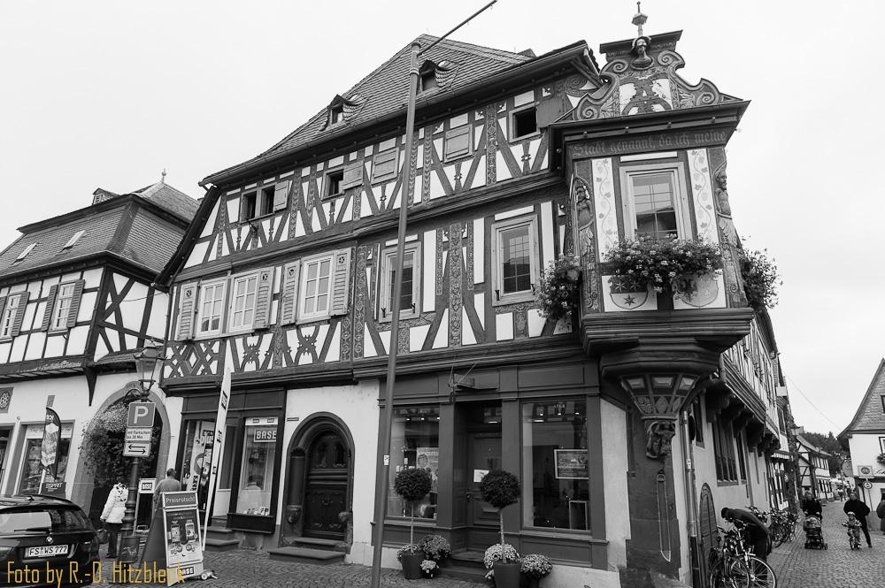 Stätdtetrip nach Seligenstadt, Miltenberg und Würzburg