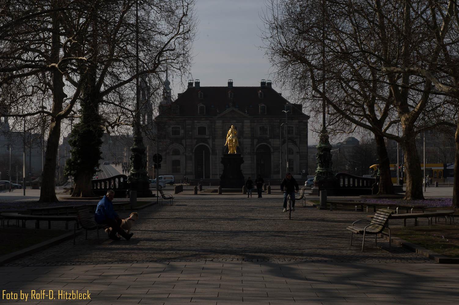 Dresden und Umgebung, bei Tag und bei Nacht