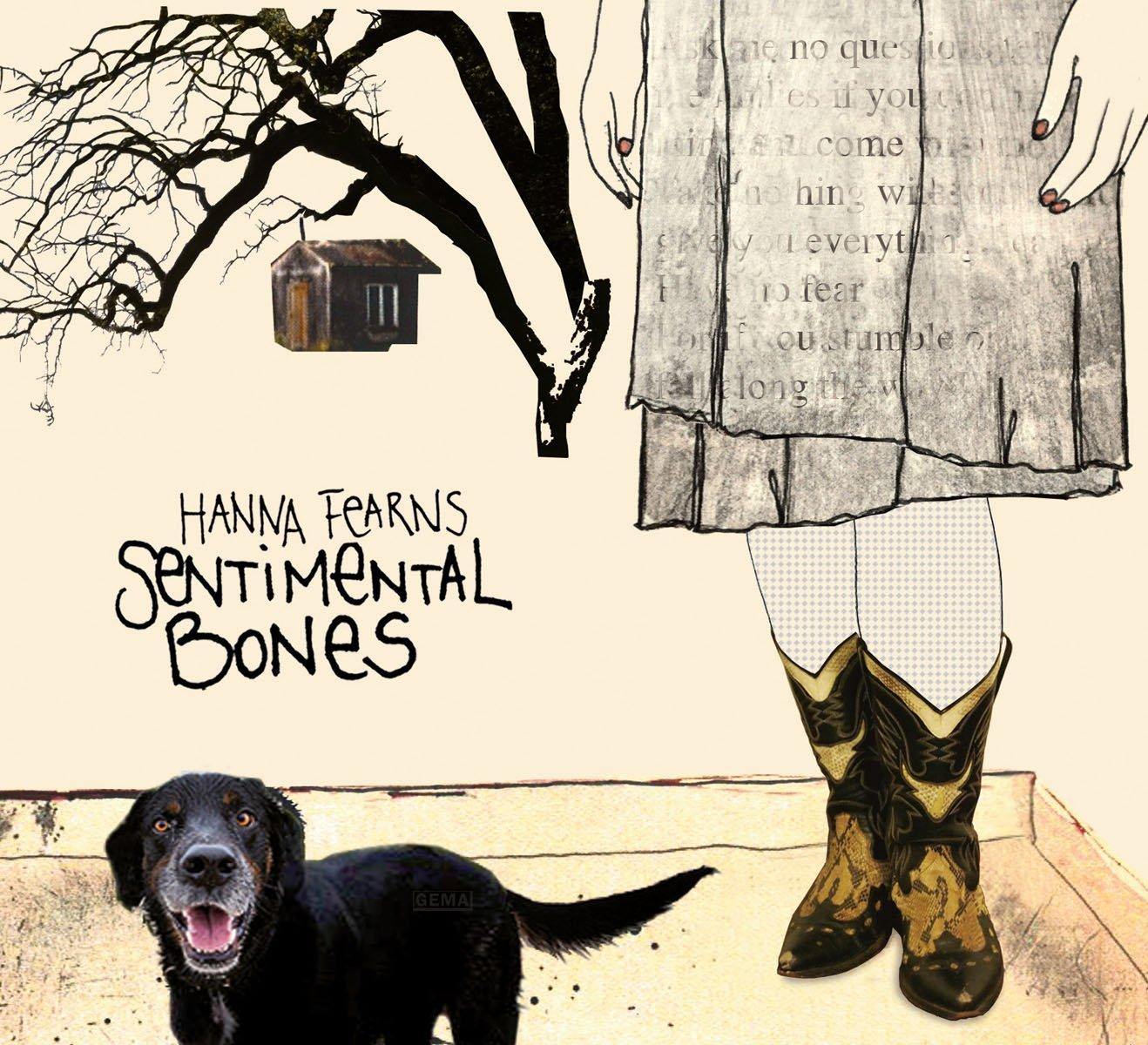 CD Sentimental Bones von Hanna Fearns veröffentlicht