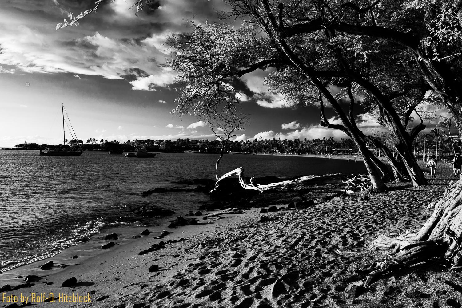 Hawaii – Land der Gegensätze – Fotographien in Schwarz und Weiß