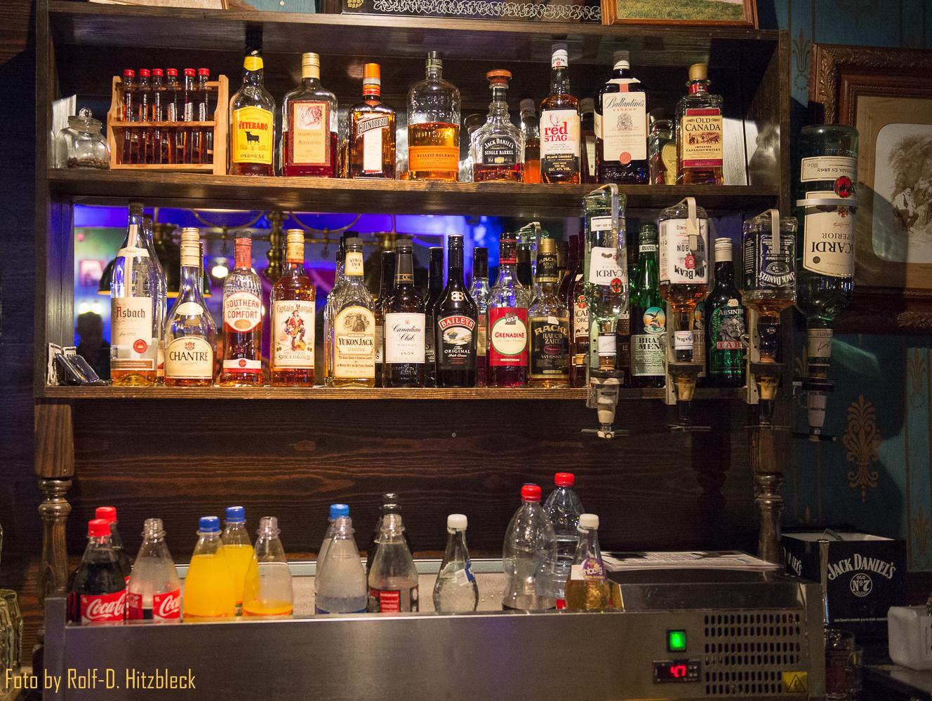 Johnny Cash Experience spielt im Yukon Saloon