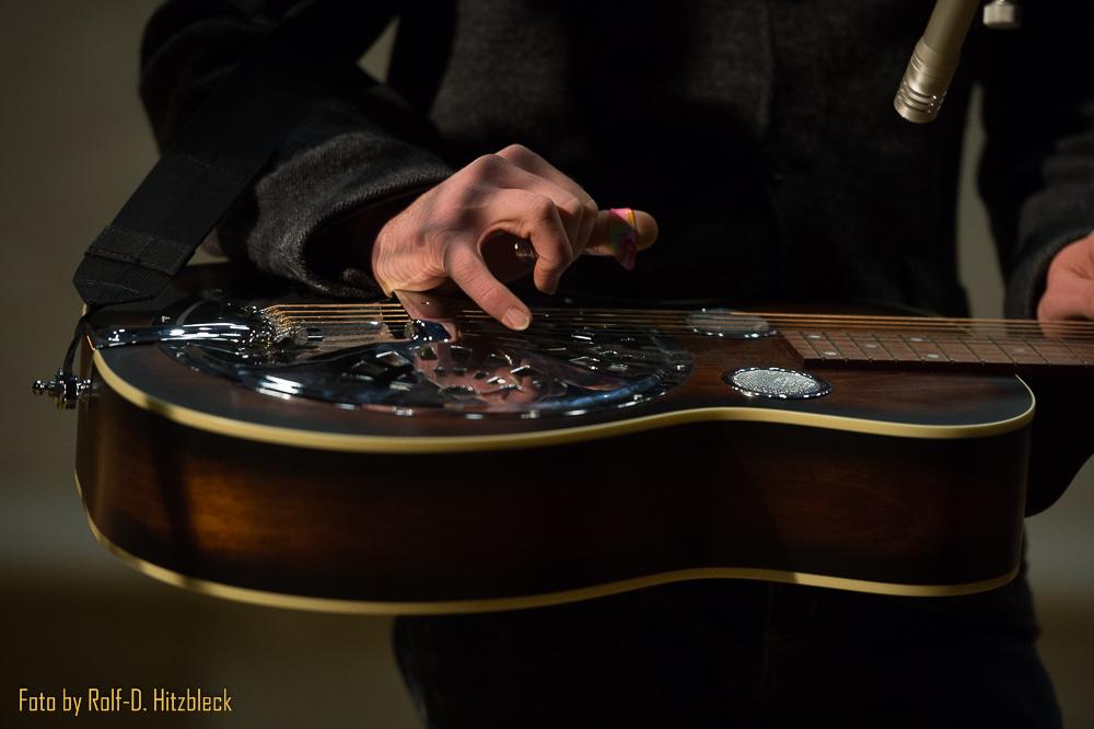 Bluegrass in Engelskirchen – Covered Grass spielt in der Aggertalklinik
