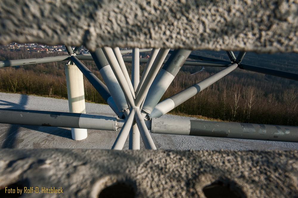 Route Industriekultur – Tetraeder Bottrop