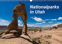 Kalender National Parks in Utah