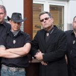 Johnny Cash Experience spielt im Art Café Sabo in Kempen