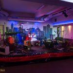 Rascal's Corner spielt im Gleis drei in Duisburg