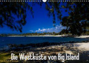 """Kalender """"Die Westküste von Big Island"""""""
