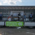 Rascal's Corner spielt beim Düsseldorfer Mopped Schützen Treffen