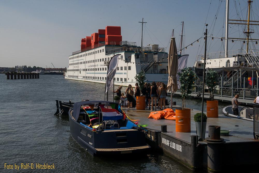 Botel Amsterdam