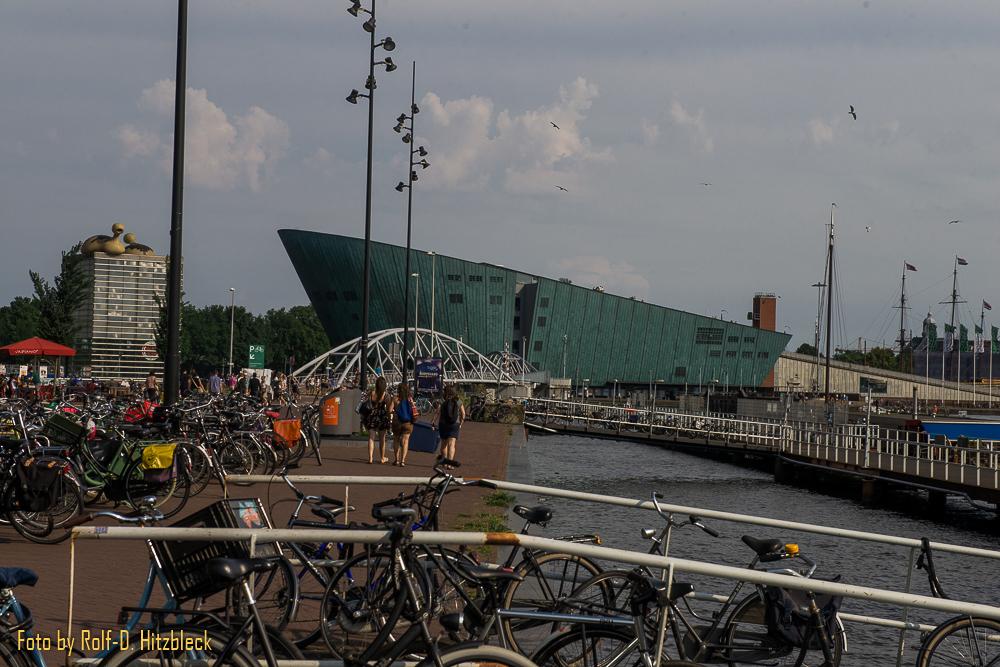 Museum Nemo - Amsterdam
