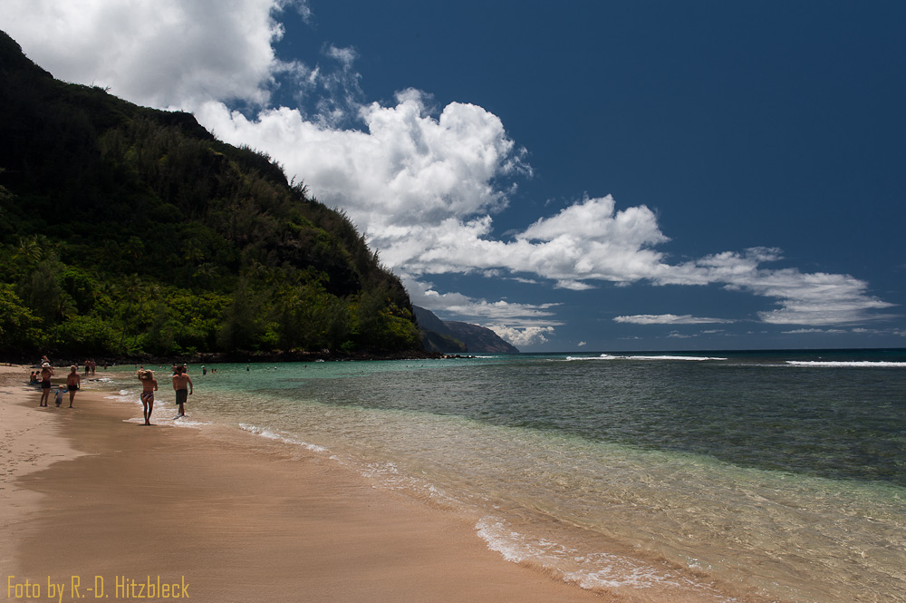 04 09 2013 Nordk 252 Ste Kauai Andere Ecke Ke E Beach