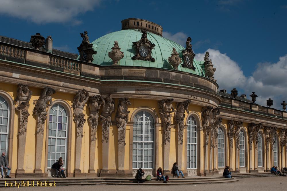 Städtetrip in Berlin und Potsdam