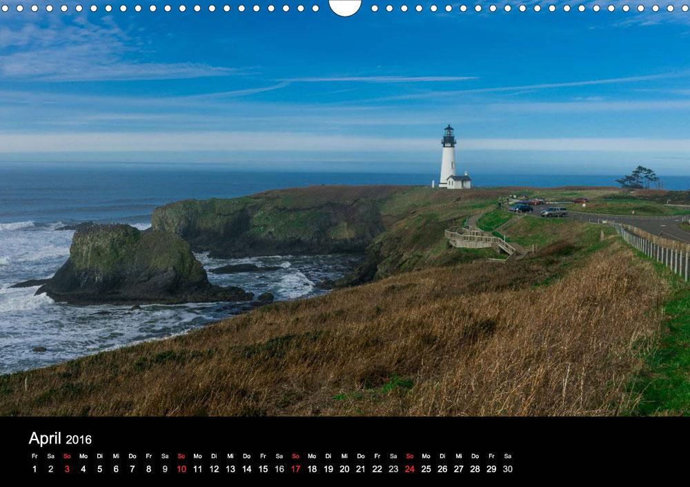 Kalender Quot Die Oregon K 252 Ste Quot Www Hitzbleck Net