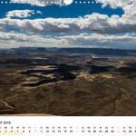 Kalender Nationalparks in Utah ist im Handel