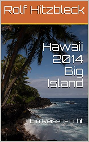 Cover für E-Book Reisebericht Hawaii 2014