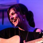 Kate Rena spielt im QB's in Wuppertal
