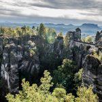 2. Reisetag - Bastei und Umgebung