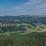 15. Reisetag: Im Elbsandsteingebirge, Teil 2